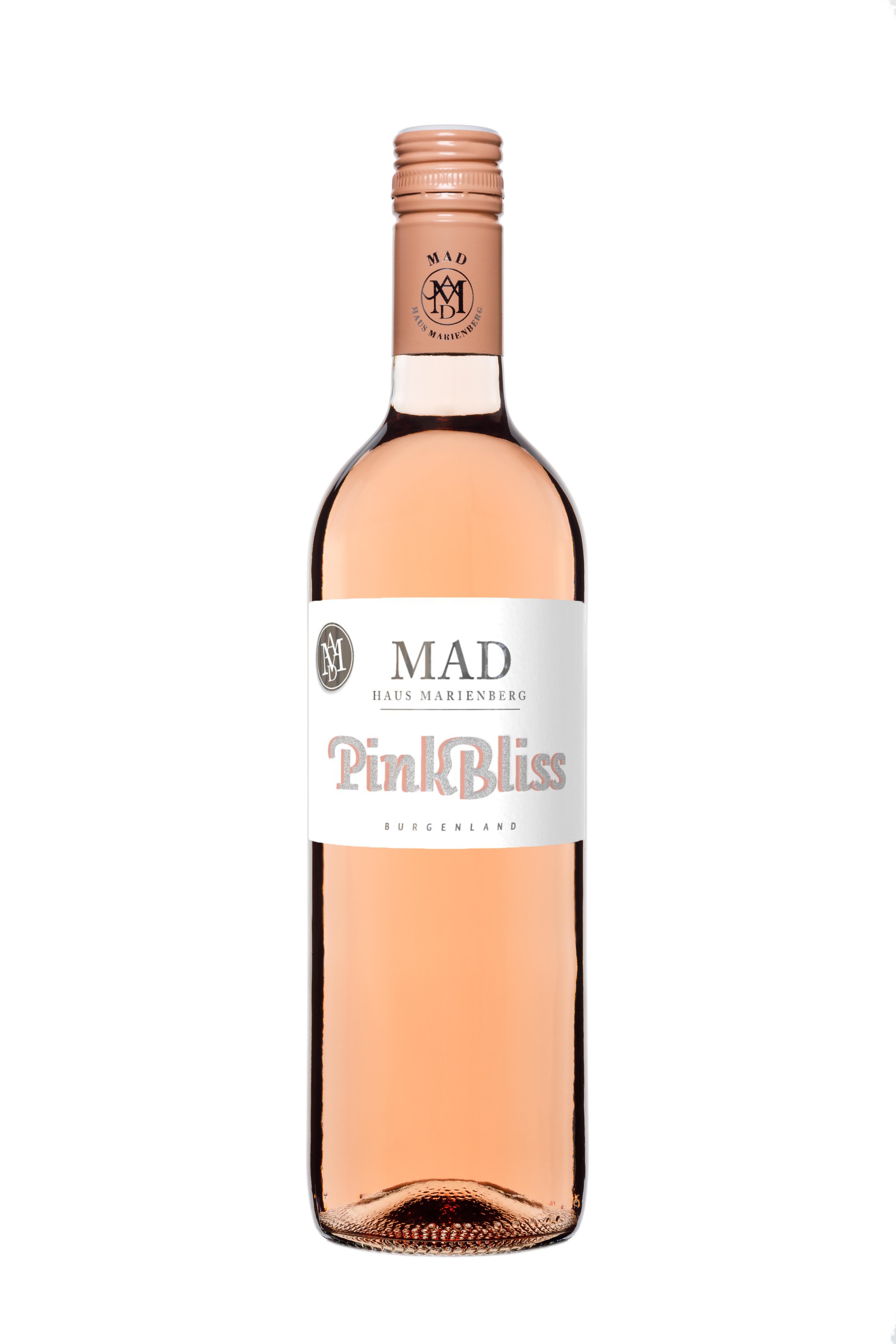 Pink Bliss Rosé Wein