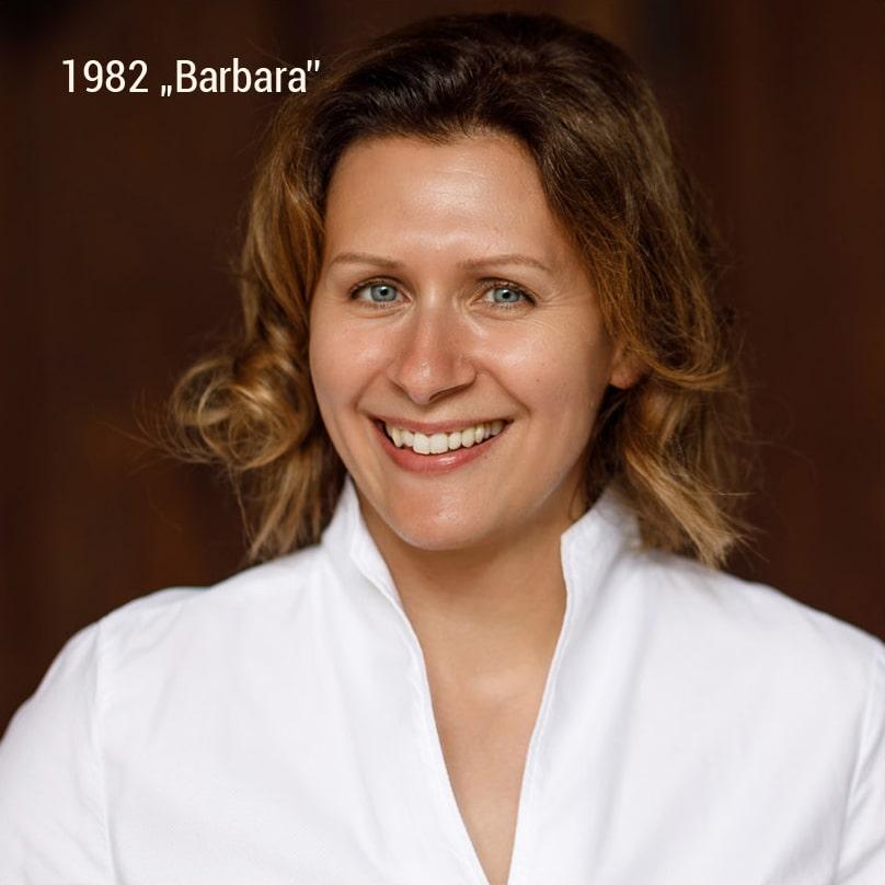 Jahrgang 1982 Barbara Siess