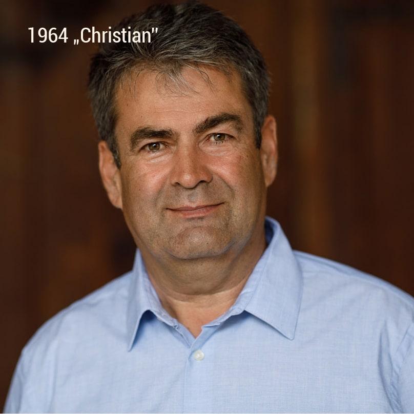 Jahrgang 1964 Christian Händler