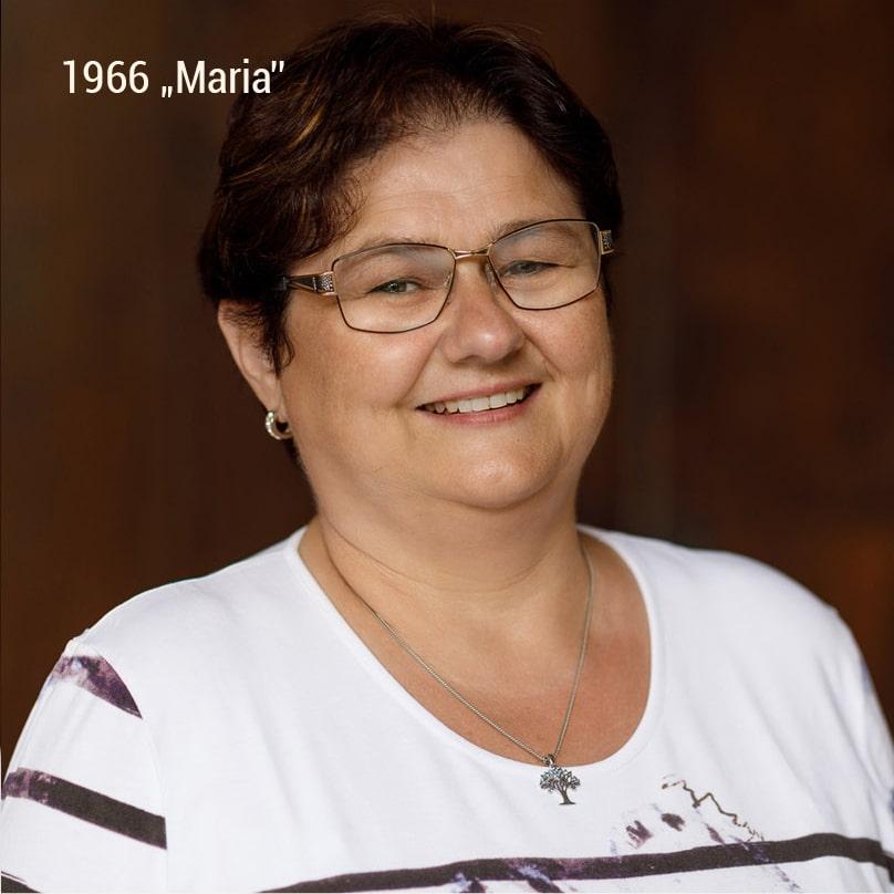 Jahrgang 1966 Maria Siess