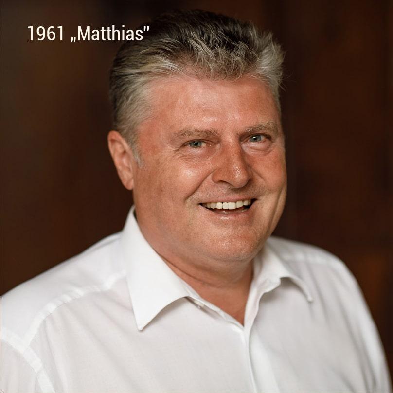 Jahrgang 1961 Matthias Siess