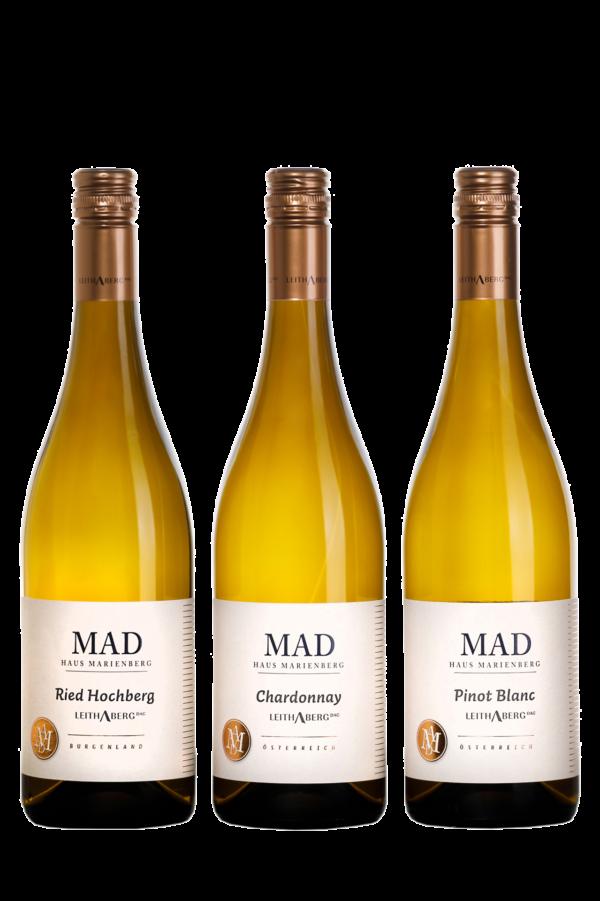Chardonnay Burgunder 6er Paket